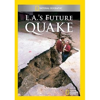 L.a.'s Future Quake [DVD] USA import