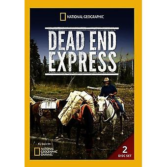 Dead End Express [DVD] USA import