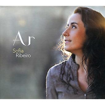Sofia Ribeiro - Ar [CD] USA import