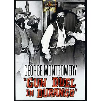 Gun Duel in Durango [DVD] USA import