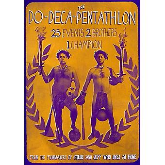 Do-Deca-Pentathlon [DVD] USA import