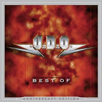 U.D.O. - bästa av (Anniversary Edition) [CD] USA import