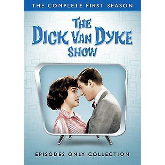 Dick Van Dyke Show: Complete First Season [DVD] USA import