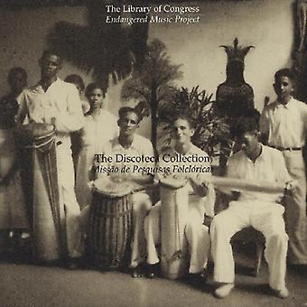 Discoteca samling: Missao De Pesquisas Folcl = ri - Discoteca samling: Missao De Pesquisas Folcl = ri [CD] USA import