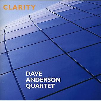 Dave Anderson kvartetten - klarhed [CD] USA import