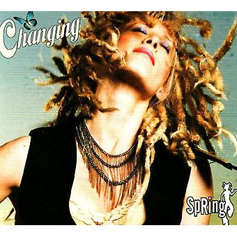 Spring Groove - Changing [CD] USA import