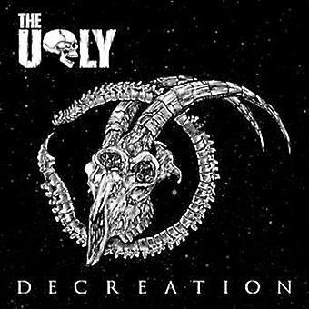 Grim - Decreation [CD] USA importerer
