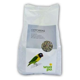 Wuapu Food for Parrots (Birds , Bird Food)