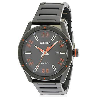 Citizen Drive Black Stainless Steel Mens Watch BM6995-51E