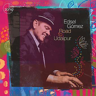 Edsel Gomez - vejen til Udaipur [CD] USA import