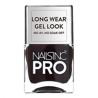 Nails Inc Pro Gel Effect Polish - Victoria