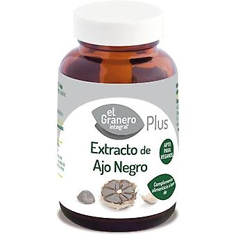 El Granero Integral Black Garlic Extract 90 Tablets 400 Mg
