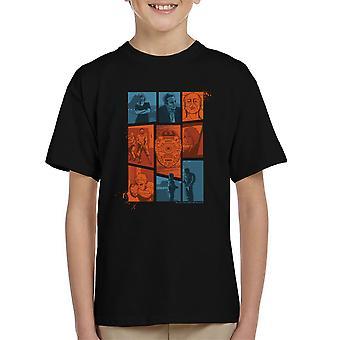 Verden vi fortjener ægte detektiv børne T-Shirt