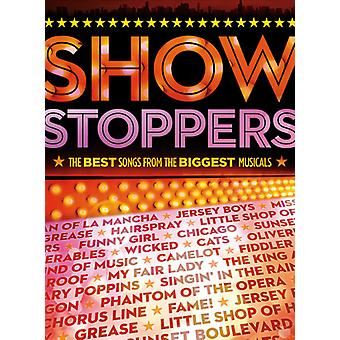 Showstoppers - Showstoppers [CD] USA importerer
