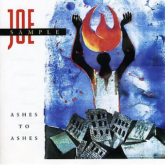 Joe Sample - Ashes to Ashes [CD] USA import