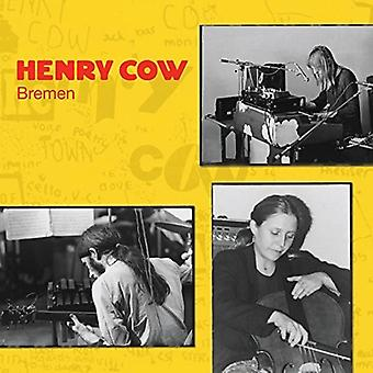 Henry Cow - Vol.8: Bremen [CD] USA import