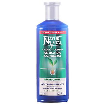 Naturaleza y Vida Anticaida Refreshing Shampoo 300 ml (Woman , Hair Care , Shampoos)