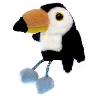 The Puppet Company Fingers Puppets toucan (Toys , Preschool , Theatre And Puppets)