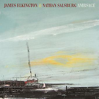 Elkington, James / Salsburg, Nathan - Ambsace [CD] USA import