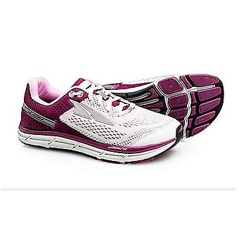 Altra Intuition 4.0 Womens Shoes Gray/Purple