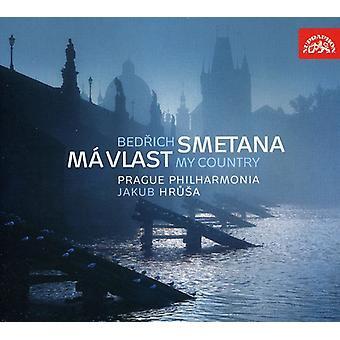 B. Smetana - Bedrich Smetana: Importación Estados Unidos M Vlast [CD]