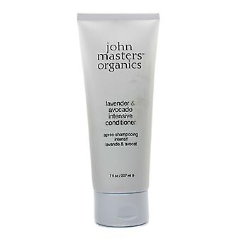 John Masters Organics lavendel & Avocado intensiv Conditioner 207ml/7 ounce