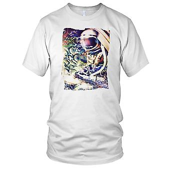Ruimte Trippin NASA wetenschap natuurkunde astronomie Kids T Shirt