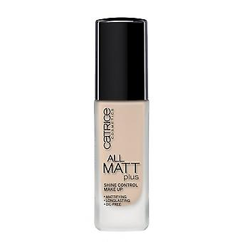 Catrice kosmetik Catrice alle Matt Plus Foundation (Make-up, ansigt, baser)