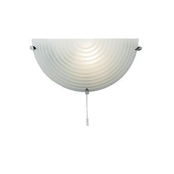 Roundel Indoor Wall Light - Endon 633-wb
