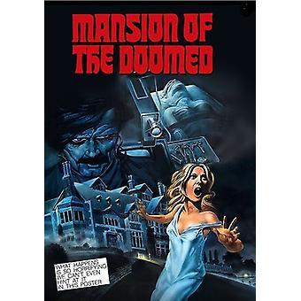Mansion Doomed [DVD] USA importerer