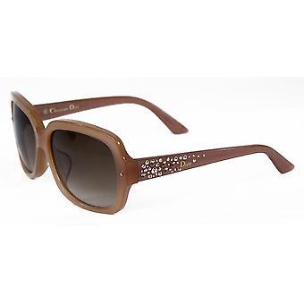 Christian Dior BRILLIANCE F 6ZF PK 0PLE Brown  Sunglasses