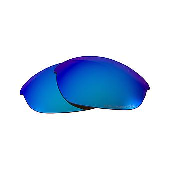 Replacement Lenses Compatible with OAKLEY Half Jacket 2.0 Blue Mirror