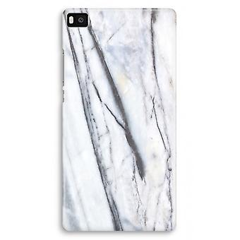 Huawei Ascend P8 Full Print Case - Striped marble