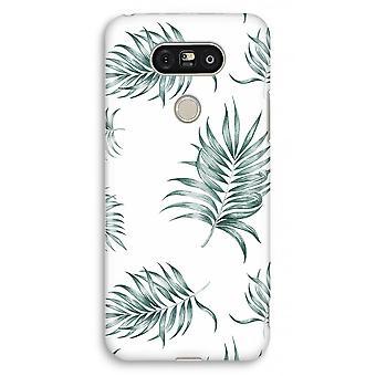LG G5 Full Print Case - Simple leaves