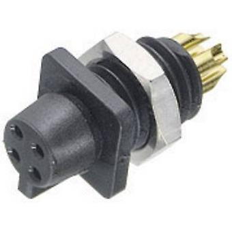 Binder 09-9792-30-05 09-9792-30-05 Sub-miniature Circular Connector Series Nominal current (details): 3 A Number of pins