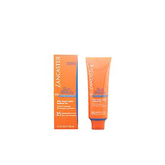Lancaster Sun Beauty Silky Touch Face Cream Spf15 50ml Unisex New