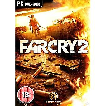 Far Cry 2 (PC DVD-ROM) (occasion)