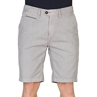 Oxford University Men Short Grey