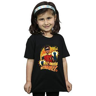 DC Comics Batman TV-Serie Holy Smokes T-Shirt für Mädchen