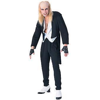 Riff Raff de Rocky Horror Picture Show Horror Halloween Mens kostuum STD