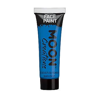 Face & Body Paint by Moon Creations - 12ml - Dark Blue