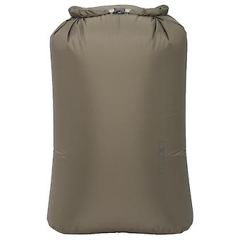 EXPED FOLD DRYBAG CHARCOAL CLASSIC 40L GREY