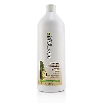Matrix Biolage 3 Butter Control System Shampoo (für widerspenstiges Haar) - 1000ml/33,8 oz