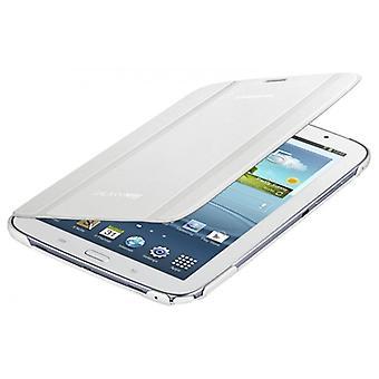 سامسونج EF-BN510BWE غلاف الكتاب الأبيض لمسة سامسونج جالاكسى 8.0