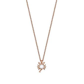 ESPRIT ladies chain stainless steel Rosé SCORPIO Scorpion ESNL03223C420