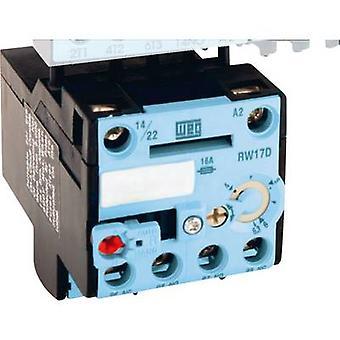 Overload relay 1 breaker, 1 maker 1 pc(s) WEG RW17-1D3-D012