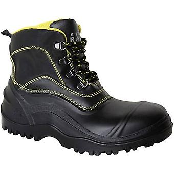 Safety work boots S5 Size: 44 Black, Grey Leipold + Döhle STOPRAIN 24999 1 pair
