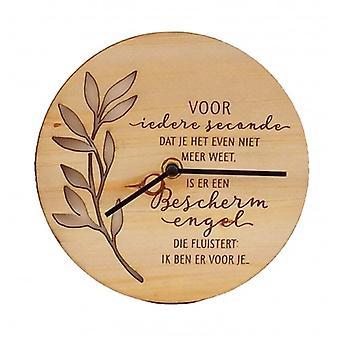 Good Times clock guardian angel