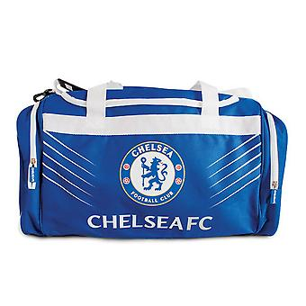 Spot On Gifts Football Club Spike Crest Holdall Bag