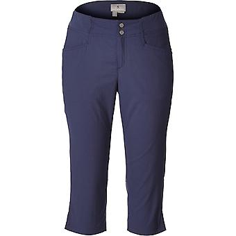 Royal Robbins Women's Jammer II Capri - Navy